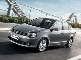 Fotos de Volkswagen Polo Classic China 2010