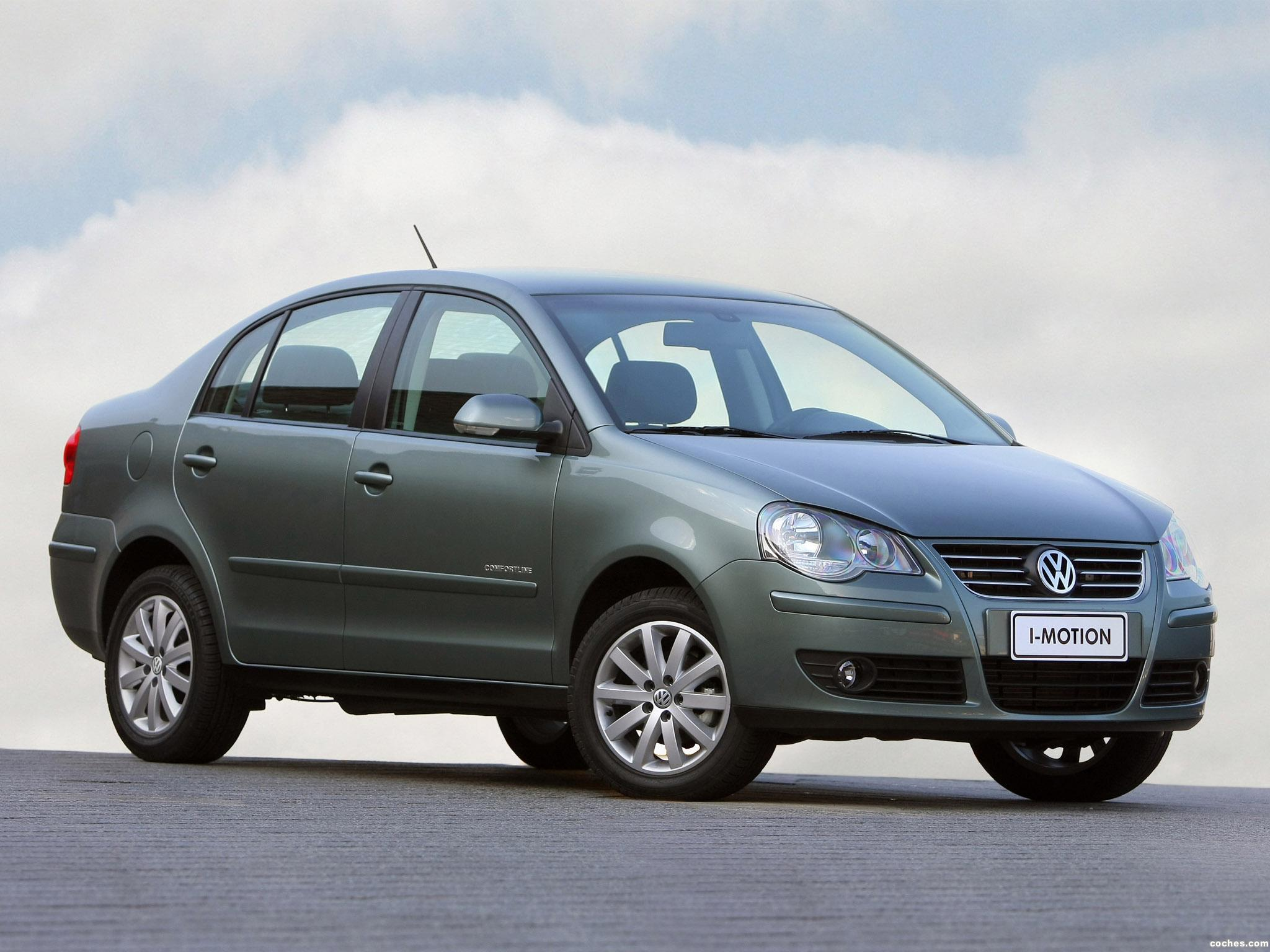 Foto 0 de Volkswagen Polo Classic IVF 2006
