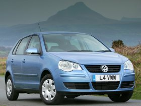 Ver foto 4 de Volkswagen Polo Facelift 2005