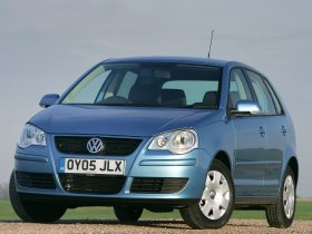 Ver foto 22 de Volkswagen Polo Facelift 2005