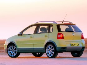 Ver foto 4 de Volkswagen Polo Fun 2005