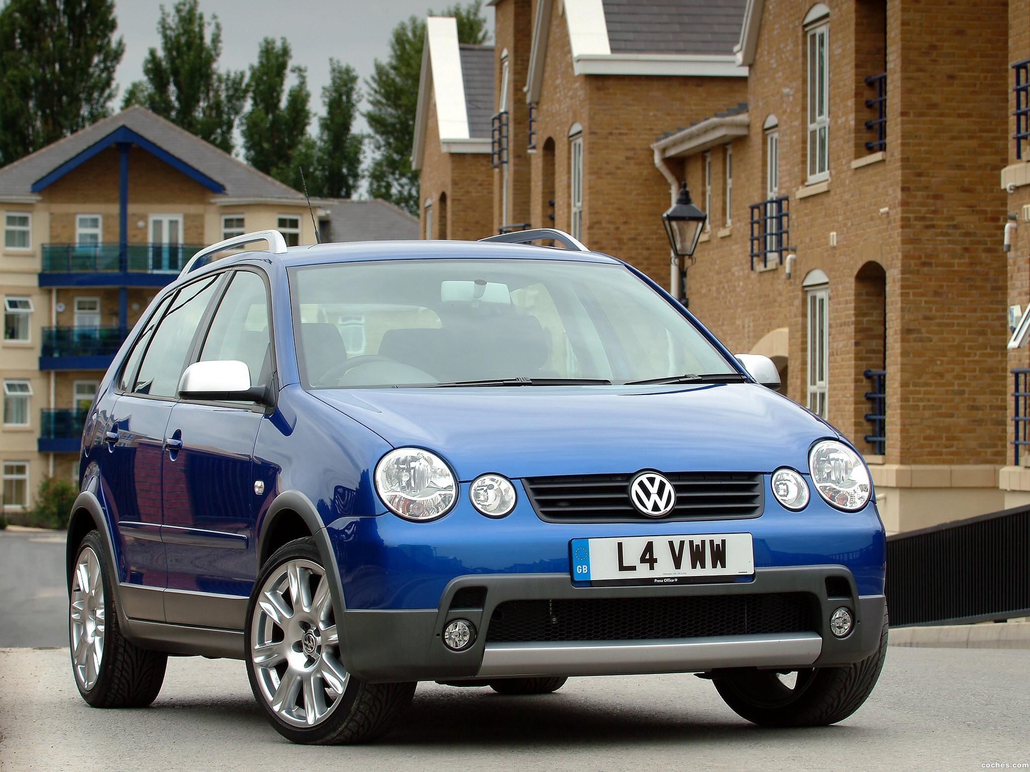 Foto 0 de Volkswagen Polo Fun 2005