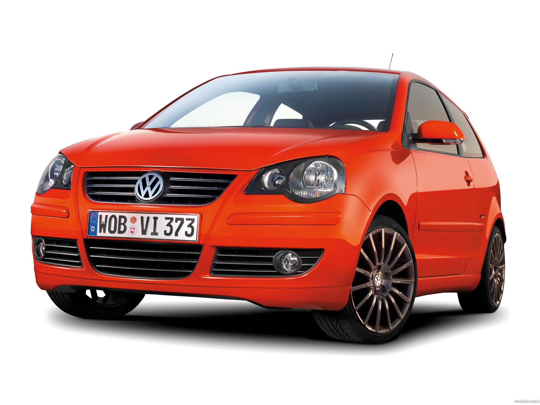 Foto 0 de Volkswagen Polo GT Rocket 2008