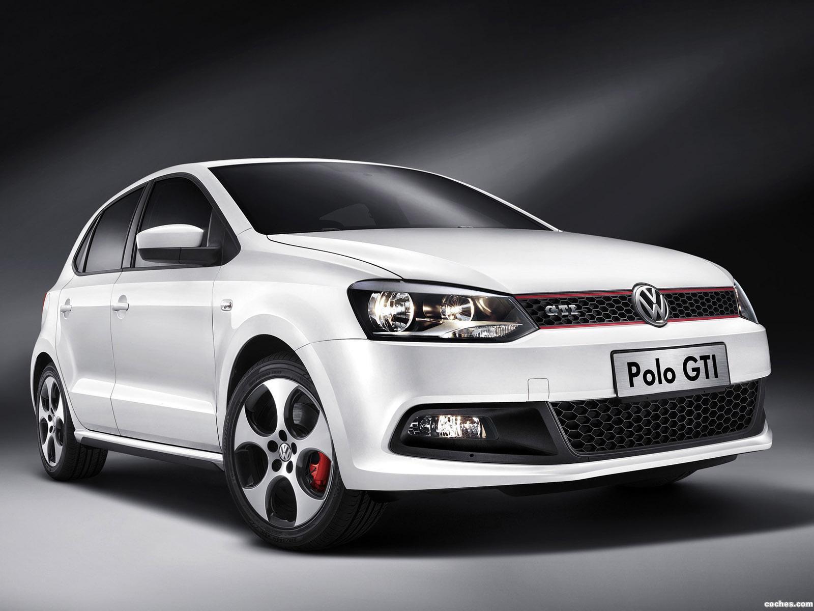 Foto 0 de Volkswagen Polo 5 puertas GTI China 2012