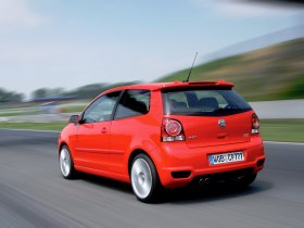 Ver foto 5 de Volkswagen Polo GTI Cup Edition 2006