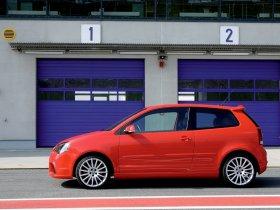 Ver foto 8 de Volkswagen Polo GTI Cup Edition 2006