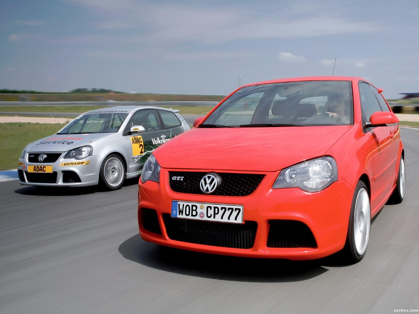 Foto 0 de Volkswagen Polo GTI Cup Edition 2006