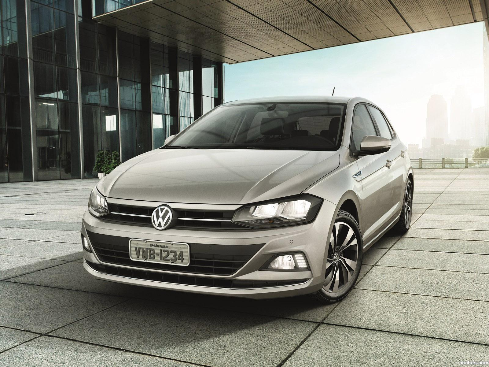 Foto 0 de Volkswagen Polo Highline  2017
