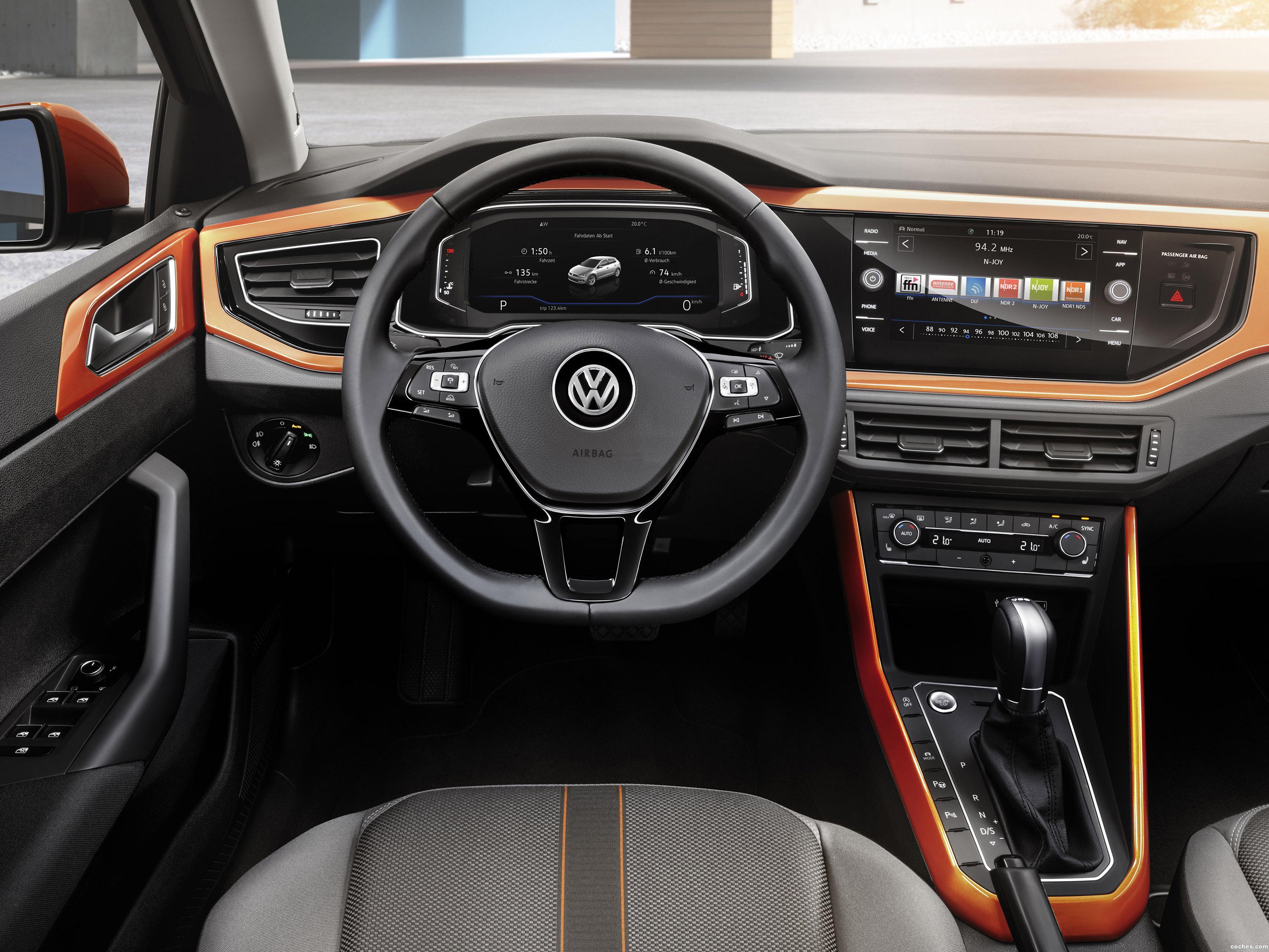 Foto 11 de Volkswagen Polo R-Line 2017
