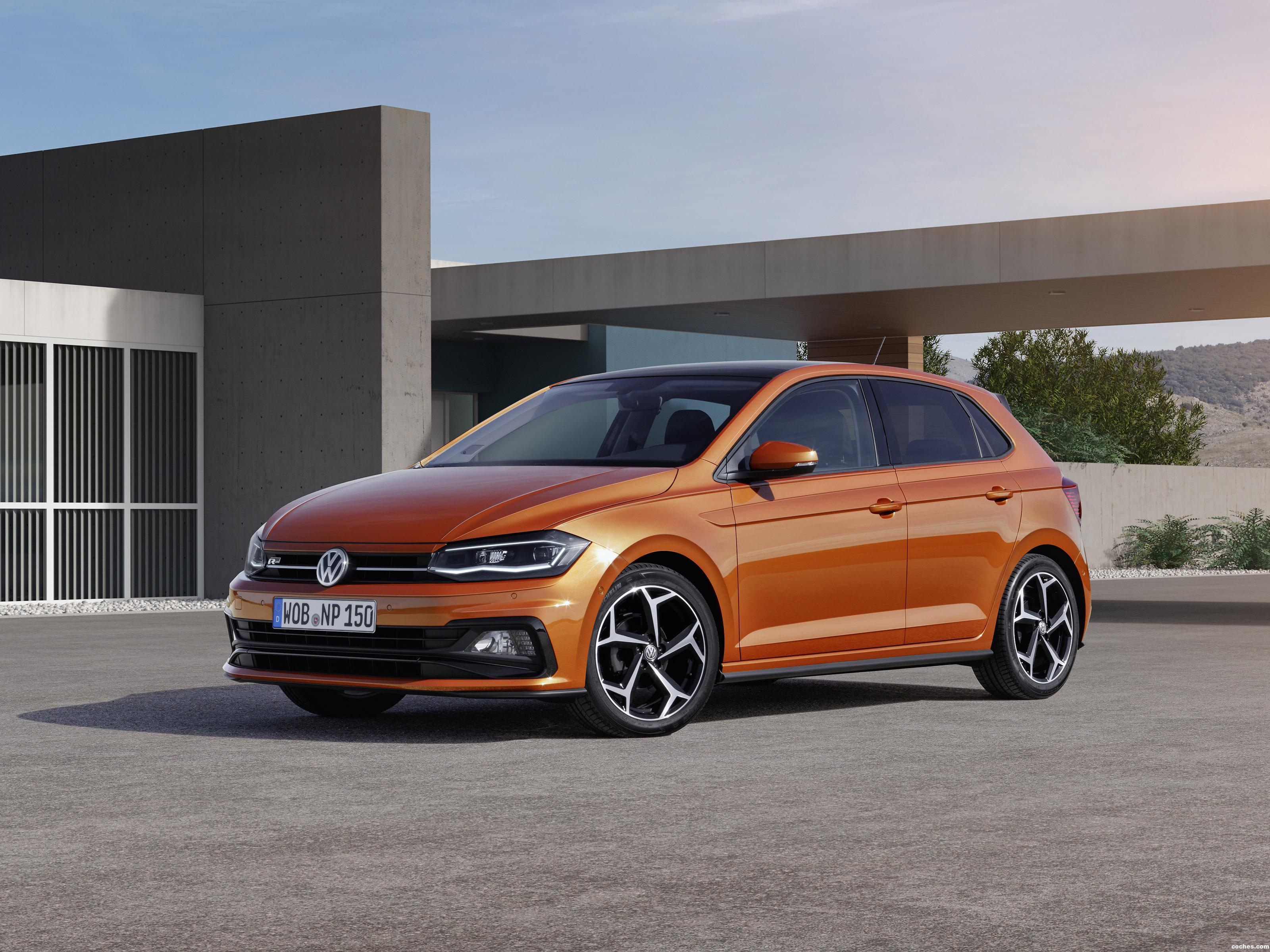 Foto 0 de Volkswagen Polo R-Line 2017