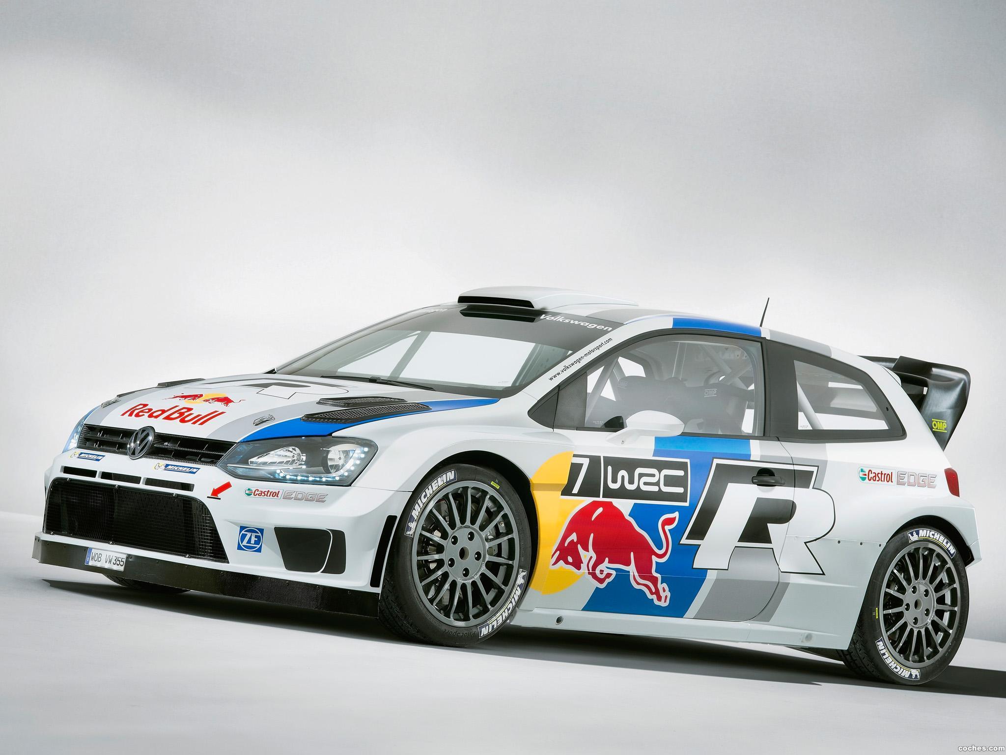 Foto 0 de Volkswagen Polo R WRC 2013
