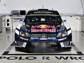Ver foto 1 de Volkswagen Polo R WRC 2016