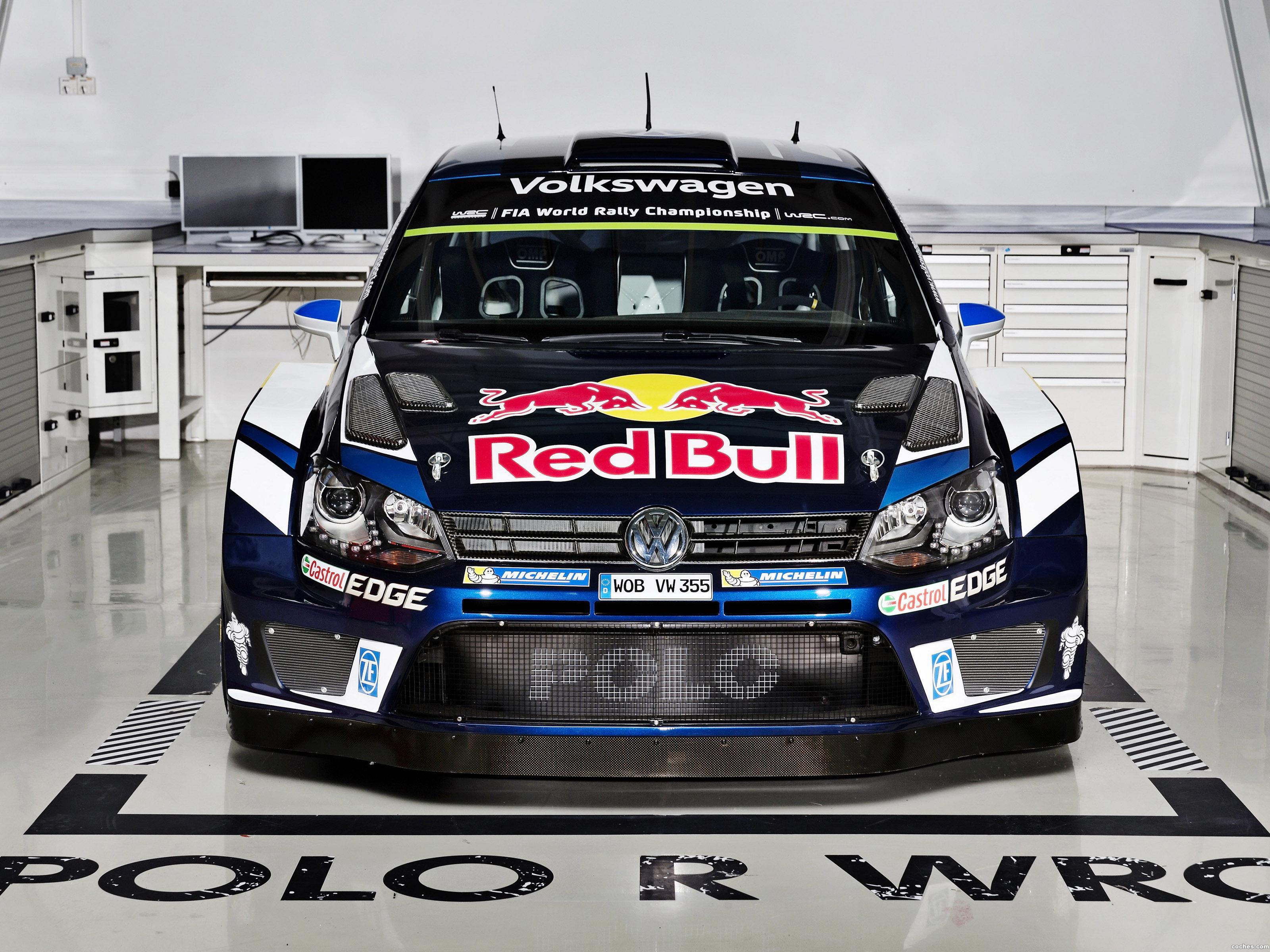 Foto 0 de Volkswagen Polo R WRC 2016