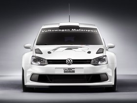 Ver foto 3 de Volkswagen Polo R WRC Prototype 2011