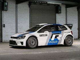 Ver foto 20 de Volkswagen Polo R WRC Prototype 2011