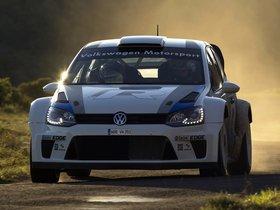 Ver foto 19 de Volkswagen Polo R WRC Prototype 2011