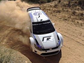 Ver foto 13 de Volkswagen Polo R WRC Prototype 2011