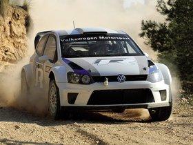Ver foto 12 de Volkswagen Polo R WRC Prototype 2011
