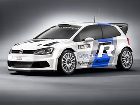Fotos de Volkswagen Polo R WRC Prototype 2011