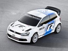Ver foto 10 de Volkswagen Polo R WRC Prototype 2011