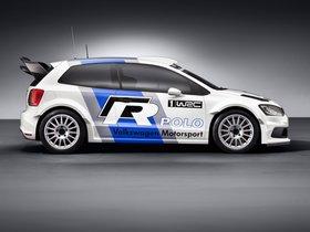 Ver foto 8 de Volkswagen Polo R WRC Prototype 2011