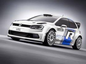 Ver foto 5 de Volkswagen Polo R WRC Prototype 2011