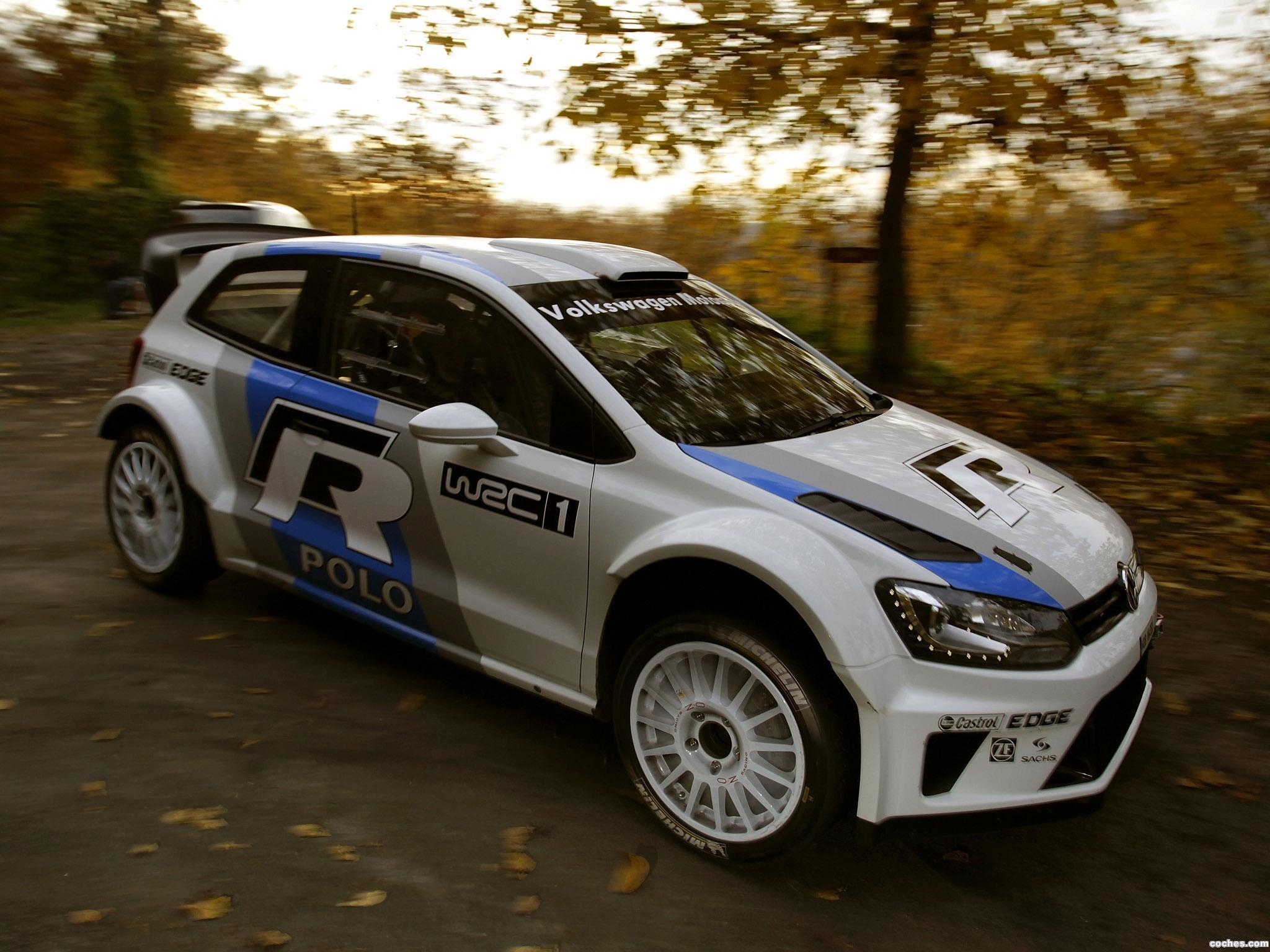 Foto 20 de Volkswagen Polo R WRC Prototype 2011