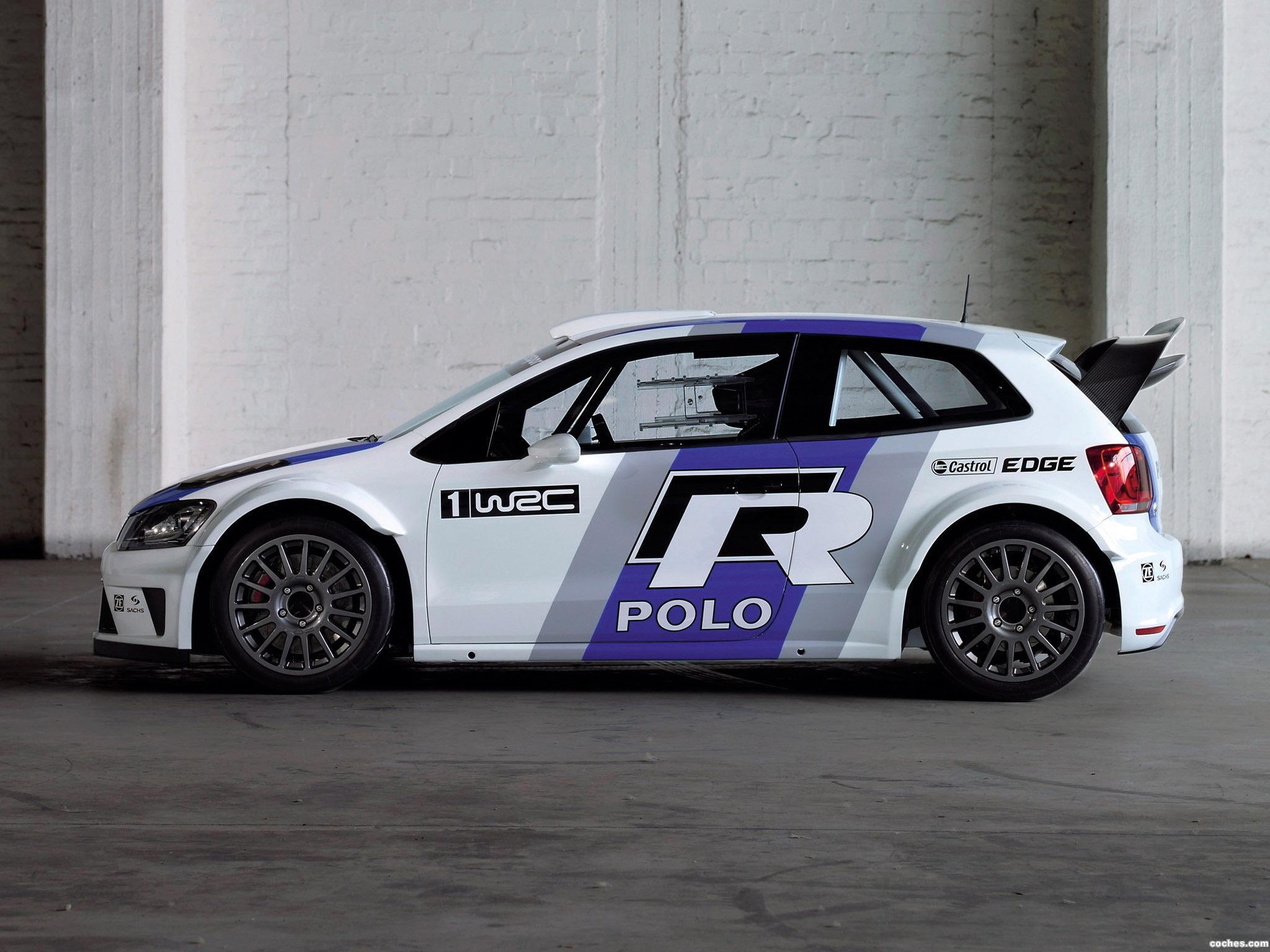 Foto 15 de Volkswagen Polo R WRC Prototype 2011