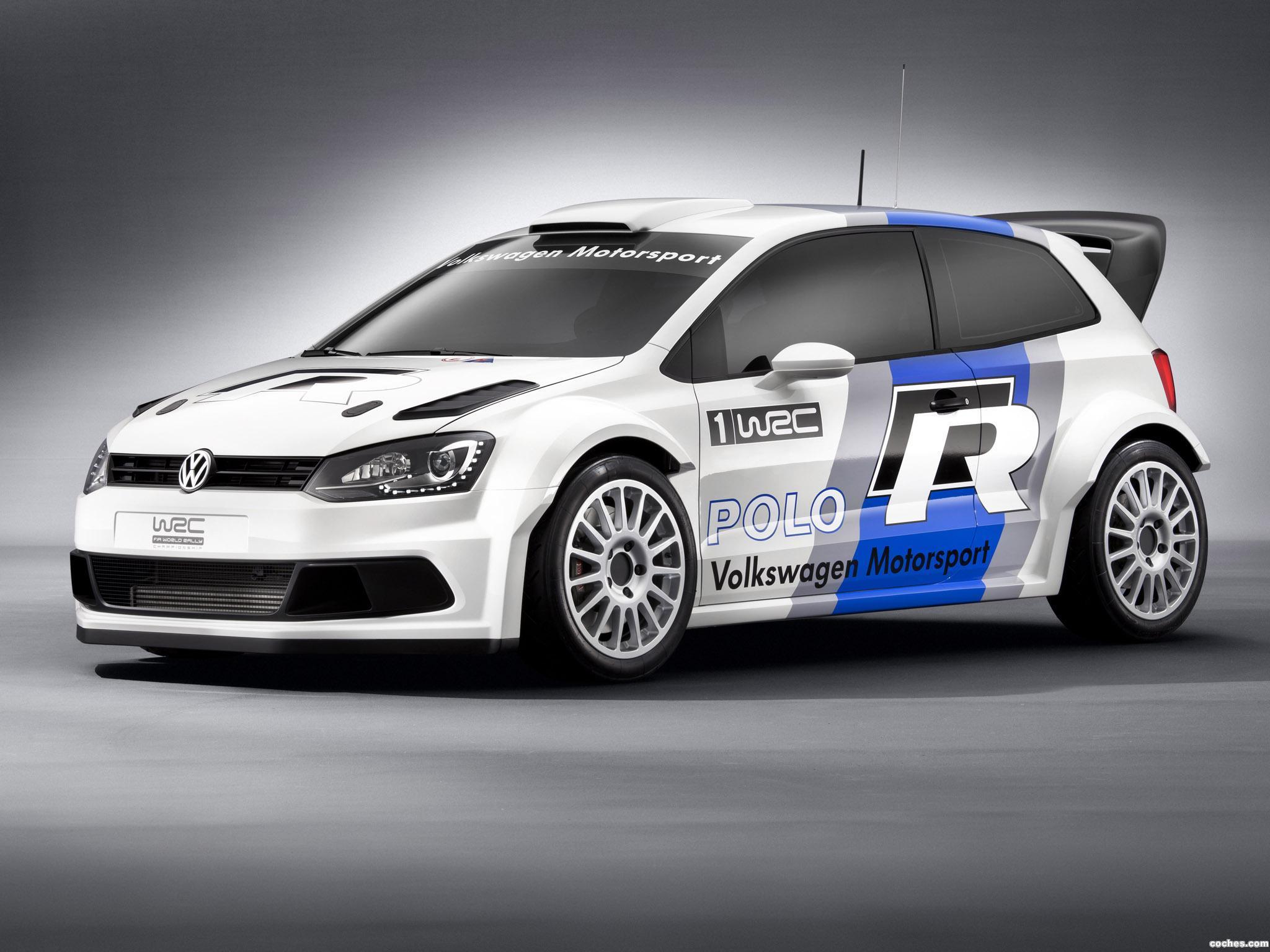 Foto 0 de Volkswagen Polo R WRC Prototype 2011