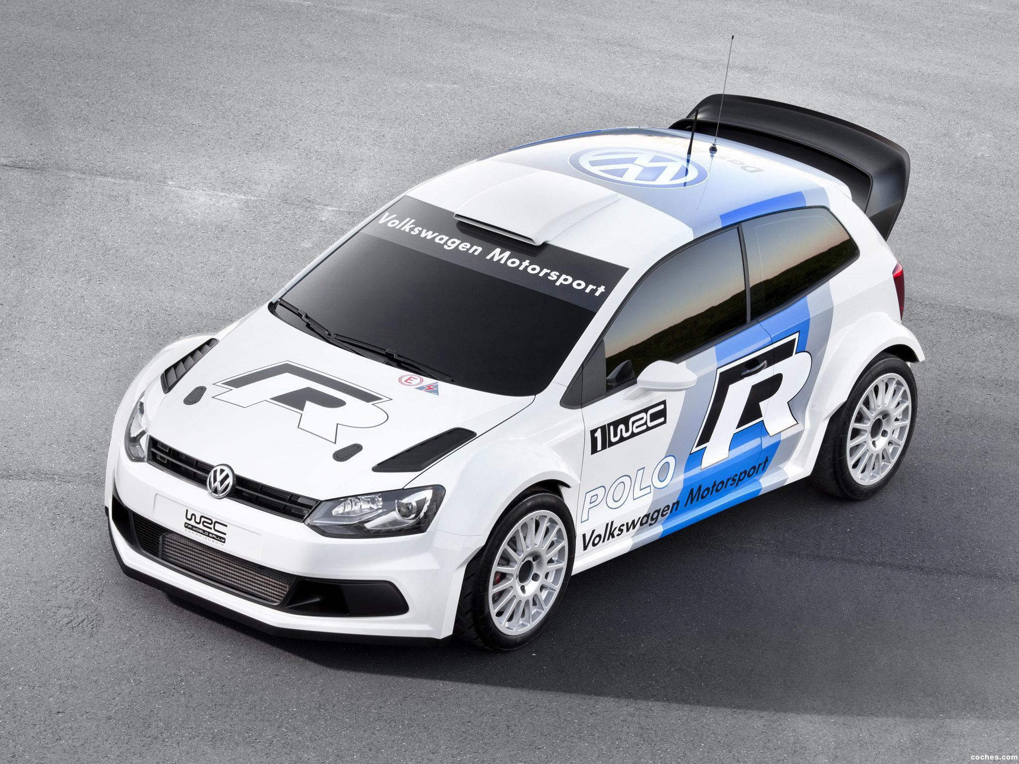 Foto 9 de Volkswagen Polo R WRC Prototype 2011