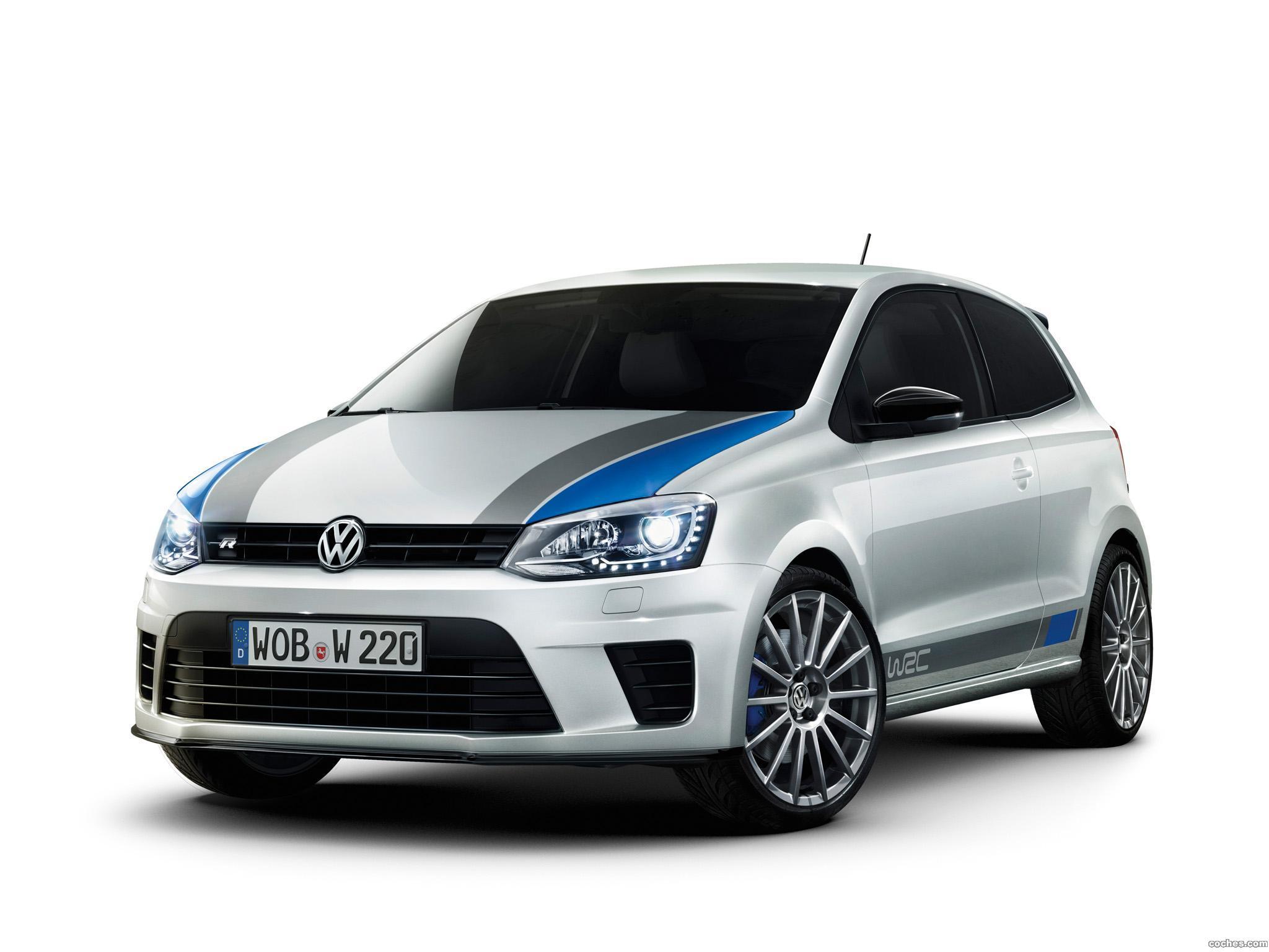 Foto 0 de Volkswagen Polo R WRC Street 2013