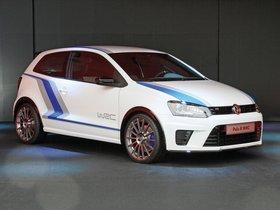 Fotos de Volkswagen Polo R WRC Street Concept 2012