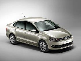 Ver foto 5 de Volkswagen Polo Sedan 2010