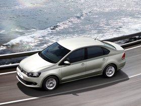 Ver foto 10 de Volkswagen Polo Sedan 2010