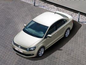 Ver foto 8 de Volkswagen Polo Sedan 2010