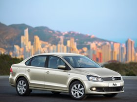 Fotos de Volkswagen Polo Sedan 2010