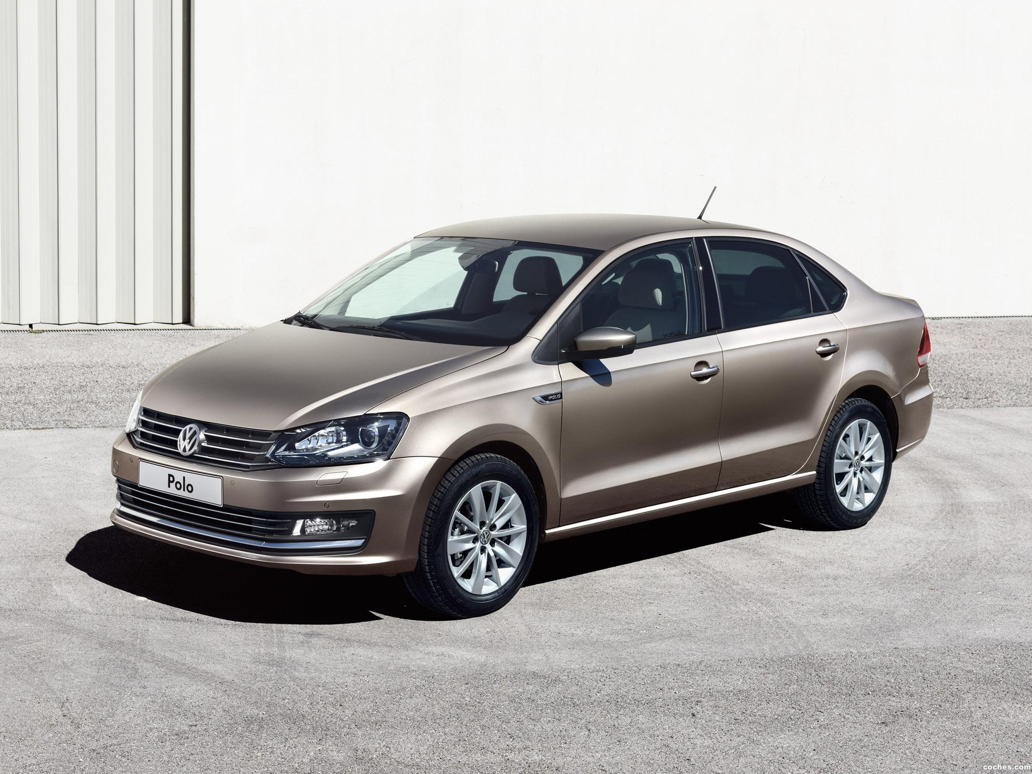 Foto 3 de Volkswagen Polo Sedan 2015