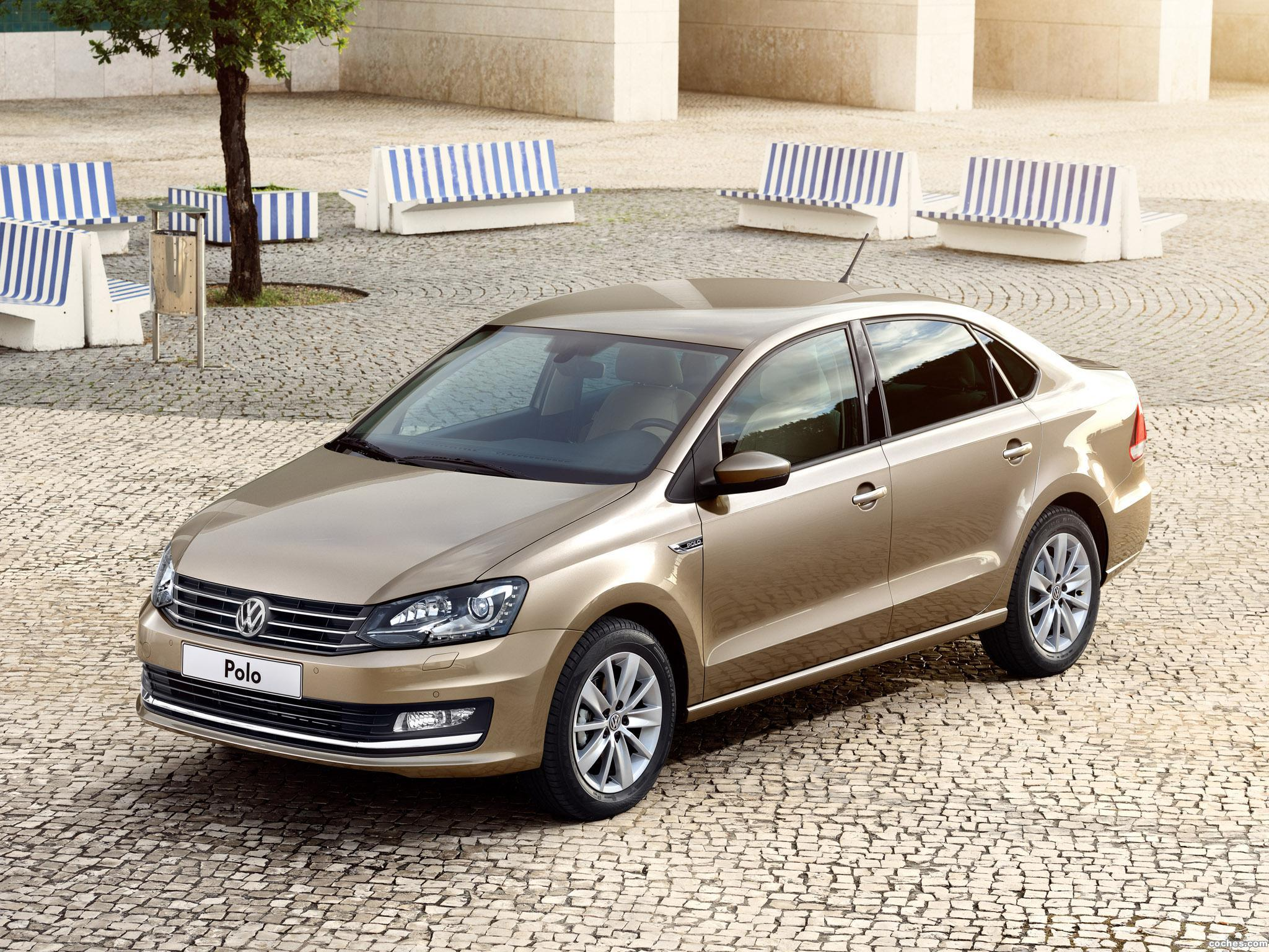 Foto 6 de Volkswagen Polo Sedan 2015
