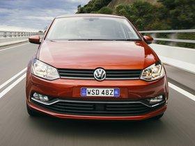 Ver foto 1 de Volkswagen Polo TSI 5 Puertas Australia 2014
