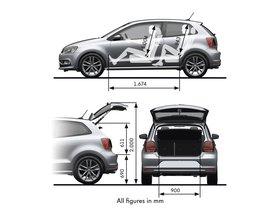 Ver foto 14 de Volkswagen Polo TSi BlueMotion 5 puertas 2014