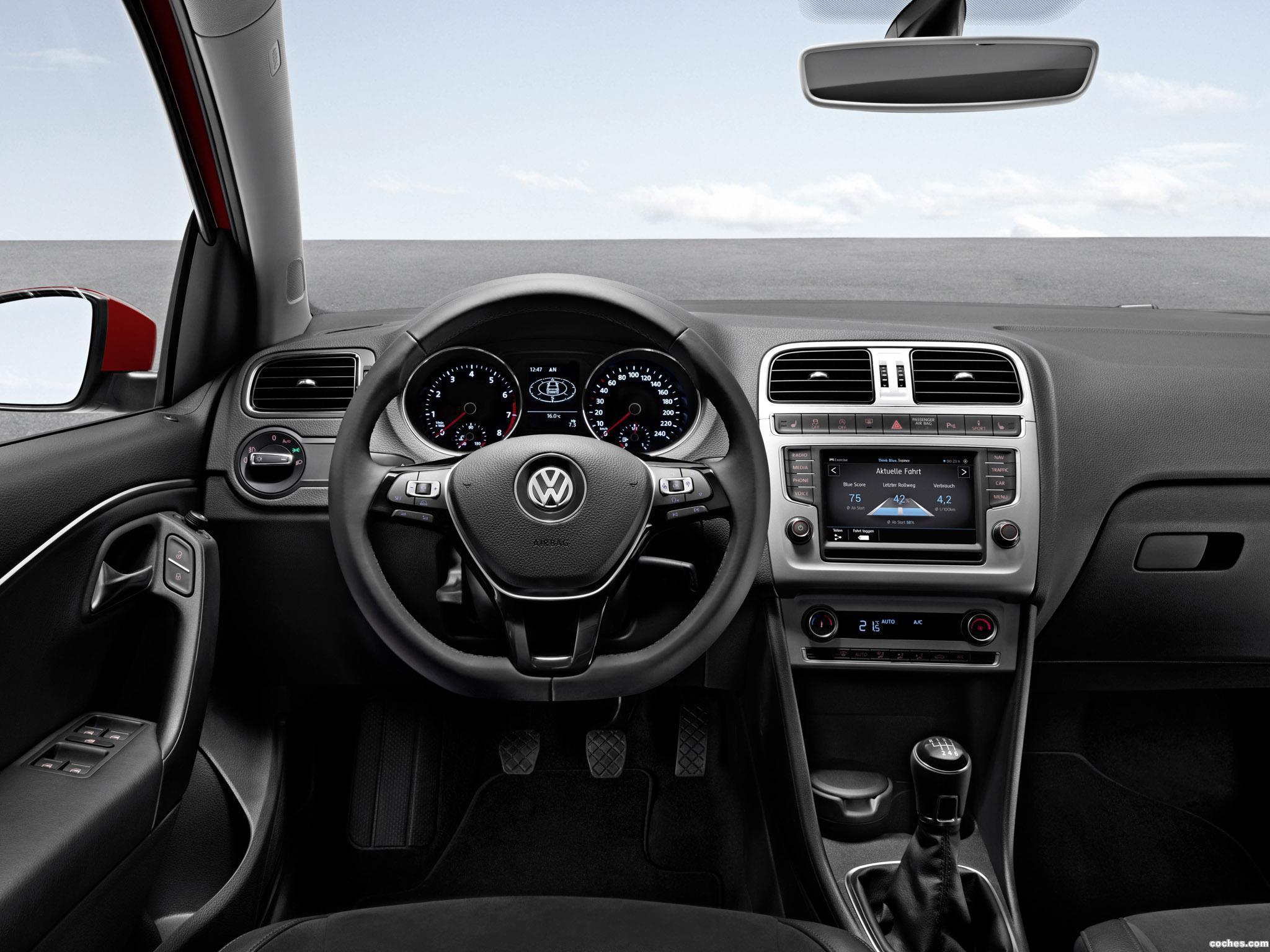 Foto 17 de Volkswagen Polo TSi BlueMotion 5 puertas 2014