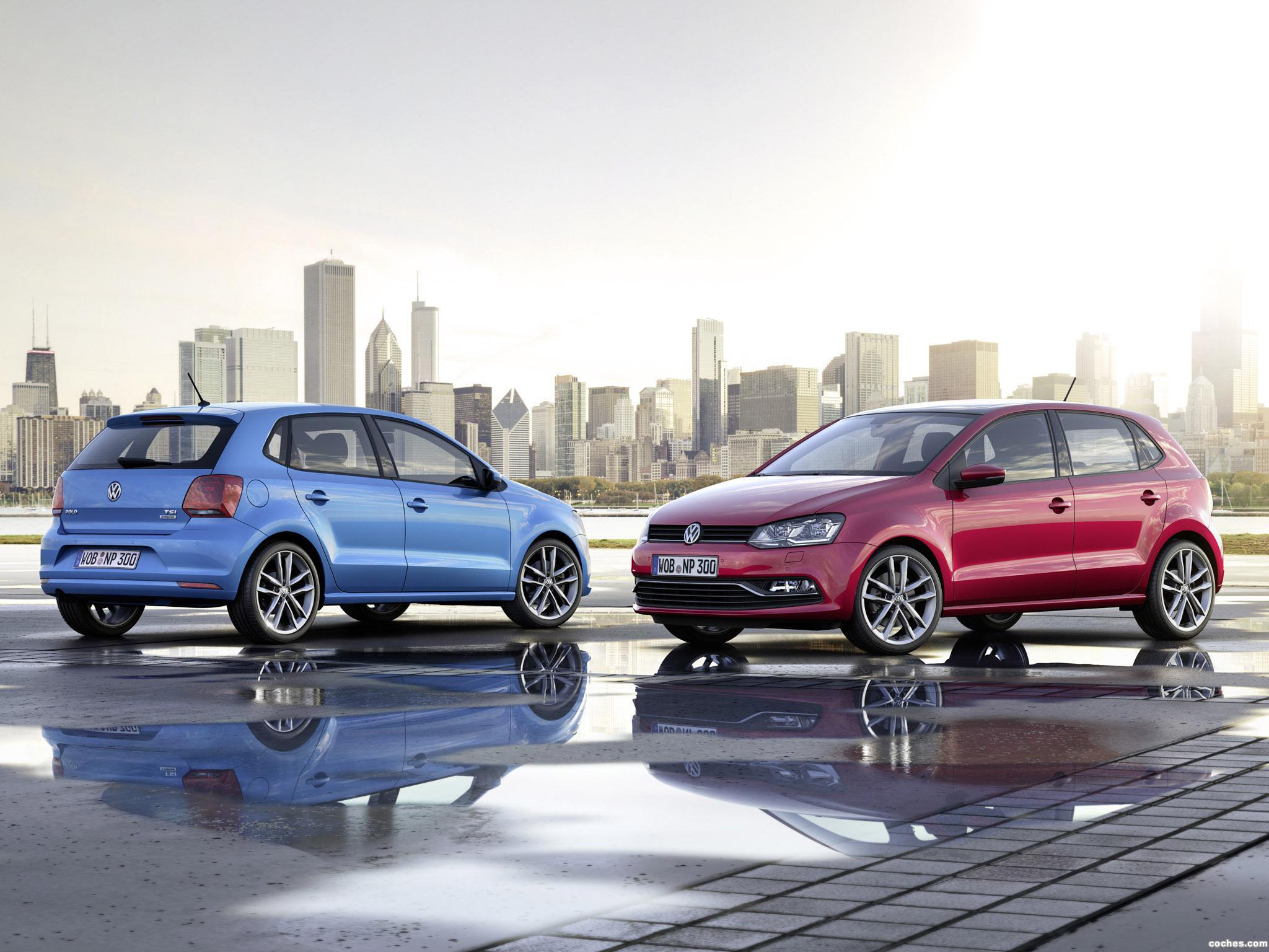 Foto 8 de Volkswagen Polo TSi BlueMotion 5 puertas 2014