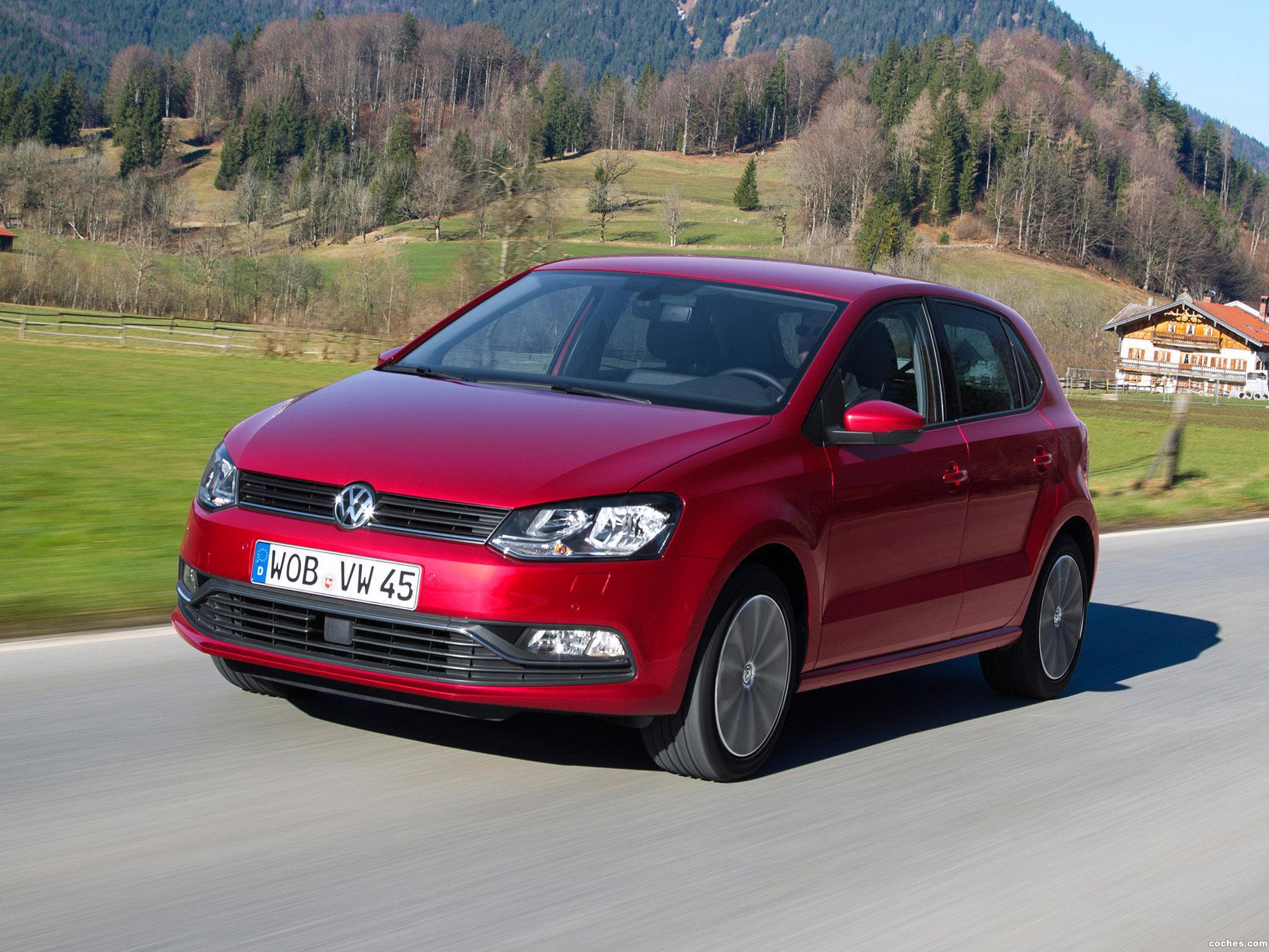 Foto 26 de Volkswagen Polo TSi BlueMotion 5 puertas 2014