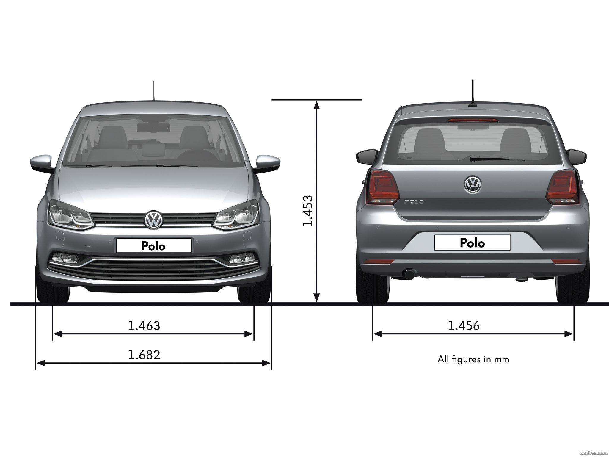 Foto 12 de Volkswagen Polo TSi BlueMotion 5 puertas 2014