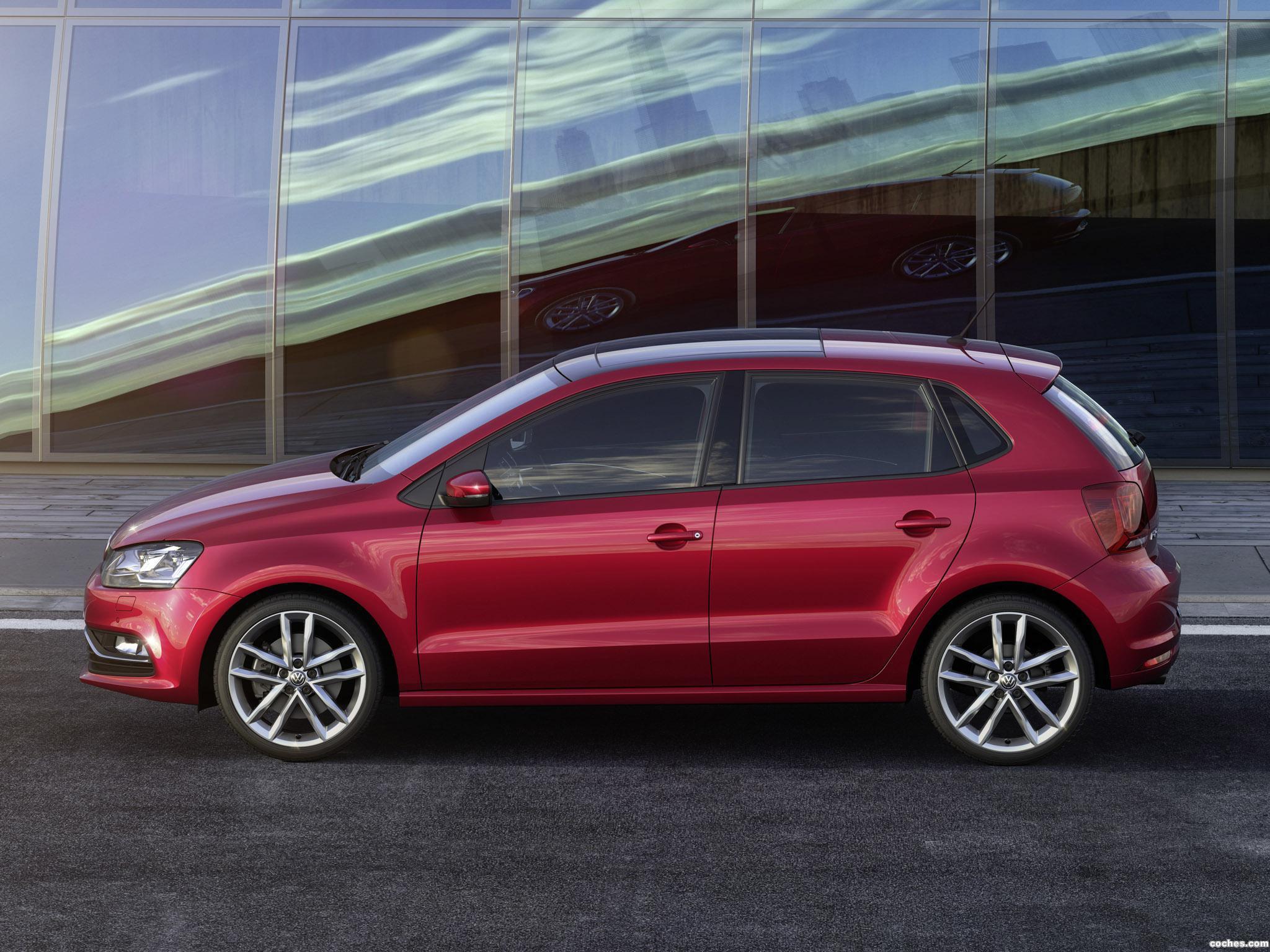 Foto 9 de Volkswagen Polo TSi BlueMotion 5 puertas 2014