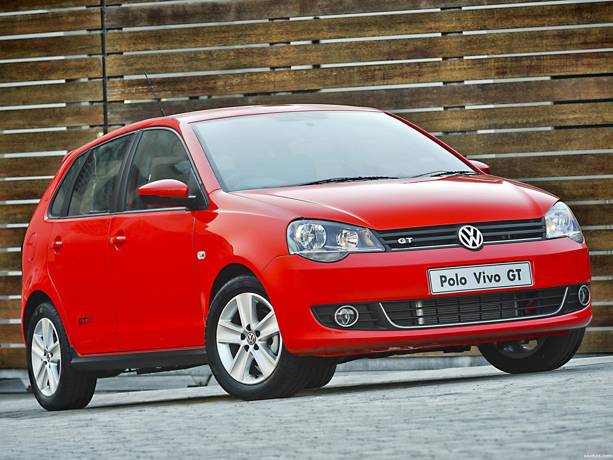Foto 0 de Volkswagen Polo Vivo GT 2014