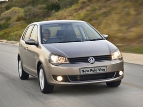 Ver foto 3 de Volkswagen Polo Vivo Hatchback 2014
