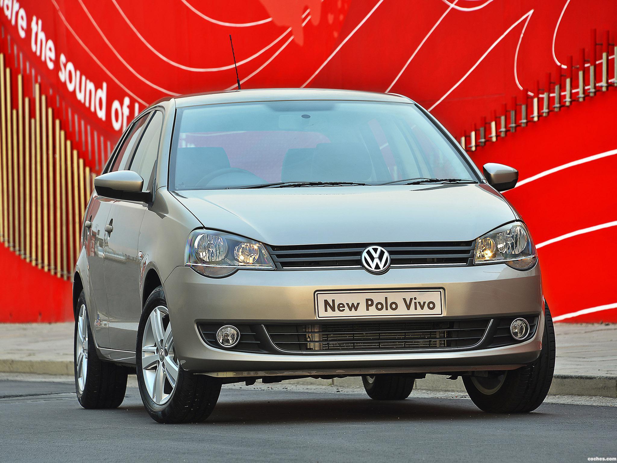 Foto 0 de Volkswagen Polo Vivo Hatchback 2014