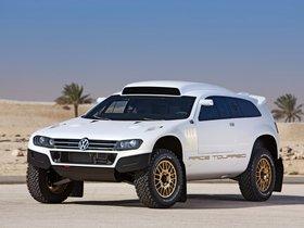 Ver foto 7 de Volkswagen Race Touareg 3 Qatar Concept 2011
