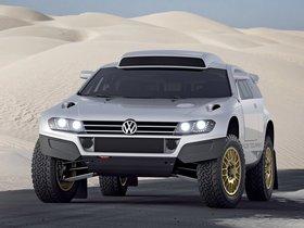 Ver foto 4 de Volkswagen Race Touareg 3 Qatar Concept 2011
